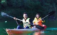 Hồ Hòa Bình sơn thủy hữu tình, núi đồi thơ mộng