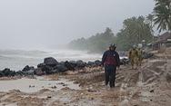 Bão số 6 vừa tan, lại đón áp thấp, bão mới vào Biển Đông