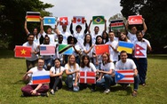 Hành trình trở thành công dân toàn cầu của người trẻ Việt