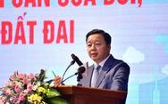 Bộ trưởng Trần Hồng Hà: 'Con sông quê đâu còn xanh như ngày xưa nữa'