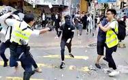 Biểu tình Hong Kong tăng cấp độ bạo lực