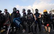Hong Kong sơ tán sinh viên Trung Quốc đại lục