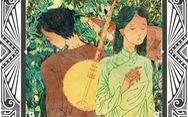 Trăm năm Dạ cổ hoài lang, ngắm bộ tranh về cuộc đời của Cao Văn Lầu