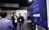 VinSmart hợp tác Google phát triển tivi thông minh