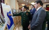 Bộ trưởng Quốc phòng Việt Nam hội đàm với Bộ trưởng Quốc phòng Mỹ