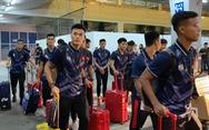 U22 Việt Nam và đội tuyển bóng đá nữ đến Philippines