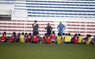 Thầy trò ông Park bất ngờ chạm trán đội tuyển... 'vua áo đen' SEA Games 2019