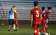 Ông Park nổi giận chưa từng thấy, lao vô sân cự học trò U22 Việt Nam