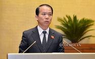 Ông Hoàng Thanh Tùng được bầu làm chủ nhiệm Ủy ban Pháp luật