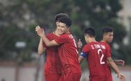 Chưa cần Quang Hải và Văn Hậu, U22 Việt Nam vẫn đè bẹp Brunei 6-0
