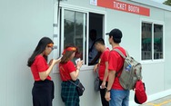 Vé xem trận U22 Việt Nam - U22 Thái Lan đã bán hết sạch