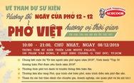 NSND Hồng Vân làm giám khảo danh dự trong 'Ngày của phở'