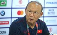 HLV Park Hang Seo: 'Đã tập chống phản công nhanh khá nhiều nhưng vẫn mắc lỗi'