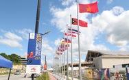 Tổ hợp thể thao tại New Clark City ngổn ngang trước ngày khai mạc SEA Games