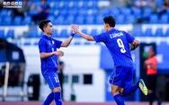 Thắng đậm Brunei, U22 Thái Lan có chiến thắng đầu tiên tại SEA Games