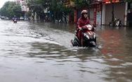 Miền Trung tiếp tục mưa lớn, miền Nam ngày nắng đêm mưa