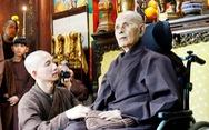 Thiền sư Thích Nhất Hạnh rời Huế về Thái Lan tịnh dưỡng