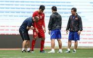 HLV Park dạy học trò kèm người trước trận gặp U22 Indonesia