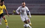 Đá bại U22 Malaysia, chủ nhà Philippines sống lại hi vọng đi tiếp SEA Games