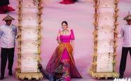 Dàn hoa hậu xinh đẹp, điểm nhấn của lễ khai mạc SEA Games 30