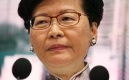 Dập tin đồn thay lãnh đạo Hong Kong, ông Tập nói 'tin tưởng bà Carrie Lam'