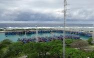 Hàng ngàn ngư dân vào Trường Sa tránh bão số 6