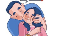 Nữ họa sĩ Việt kể chuyện tình yêu bằng tranh vẽ