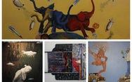 Tiệc hội họa thịnh soạn của các nghệ sĩ châu Á tiêu biểu tại Hà Nội