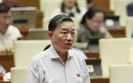 Bộ trưởng Tô Lâm: Không có chuyện cản trở hệ thống thông tin mạng