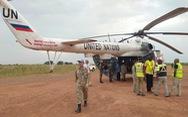 Trực tiếp chứng kiến mũ nồi xanh Việt Nam gìn giữ hòa bình ở Nam Sudan