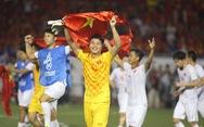 Showbiz cũng 'sốt' với chiến thắng của U22 Việt Nam ở SEA Games 30