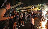 Bangkok mở ba phố đi bộ mới để thu hút du khách