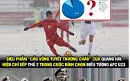 Cộng đồng mạng kêu gọi, Quang Hải dẫn đầu 'bàn thắng biểu tượng U23 châu Á'