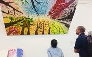 Đời sống vội vã căng thẳng, tìm lối thoát ở con đường nghệ thuật