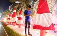 Tưng bừng không khí mua sắm, trang trí Giáng sinh