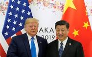 Đàm phán thương mại Mỹ - Trung ngưng trệ 'vì luật Hong Kong'