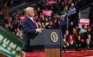 Luận tội ông Trump tạo bước ngoặt bầu cử