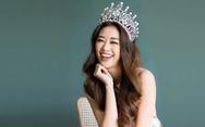 Hoa hậu Khánh Vân: '... Từng là nạn nhân bất thành của nạn quấy rối tình dục'