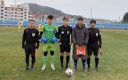 U23 Việt Nam thắng CLB Busan Transportation Cooperation 3-2