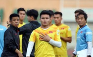 Quang Hải: 'U23 Việt Nam phải cố gắng để giành vé đến Olympic Tokyo 2020'