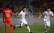 Xem lại các bàn thắng của Hà Đức Chinh tại SEA Games 30