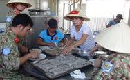 Mũ nồi xanh Việt Nam ở Nam Sudan - Kỳ 5: Món Việt ở Nam Sudan