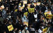 Hong Kong 'bật đèn xanh' cho cuộc biểu tình lớn cuối tuần