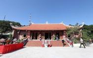 Thêm 'cột mốc văn hóa tâm linh' ở đảo tiền tiêu Cô Tô