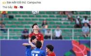 CLB Heerenveen chúc mừng Đoàn Văn Hậu và U22 Việt Nam vào bán kết SEA Games