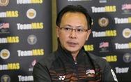 HLV Ong Kim Swee của tuyển U22 Malaysia mất việc
