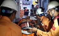 Cứu thủy thủ người Ấn Độ gặp nạn trên Biển Đông giữa sóng lớn