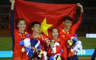 Điền kinh Việt Nam huy chương vàng lịch sử nội dung 4x400m hỗn hợp