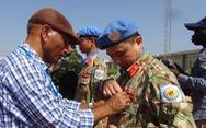 Mũ nồi xanh Việt Nam ở Nam Sudan - Kỳ cuối: Chia tay Bentiu