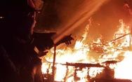 Cháy đau lòng ở quận 7 lúc rạng sáng, 3 người thiệt mạng